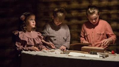 Детская театральная студия «Мелихово» представила спектакль в рамках «Мелиховской весны»