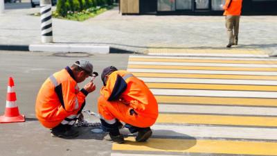 Светодиодные катафоты установят на нерегулируемом пешеходном переходе в Солнечногорске