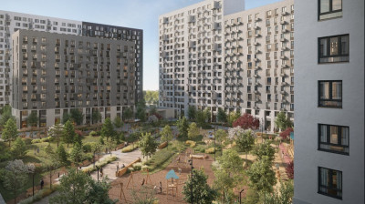 Еще два многоквартирных дома начали строить в Мытищах