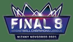 «Финал восьми» баскетбольной Лиги Чемпионов пройдёт в Нижнем Новгороде