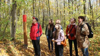 Финал XVIII Всероссийского юниорского лесного конкурса стартовал в Подмосковье