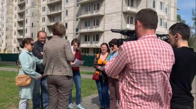 Главгосстройнадзор Подмосковья провел встречу с дольщиками ЖК в Раменском городском округе