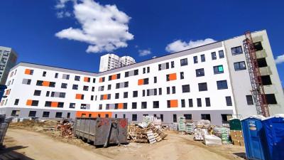 Главгосстройнадзор проверит ход строительства поликлиники в Мытищах