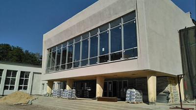 Ход реконструкции Дома культуры проверили в Протвине