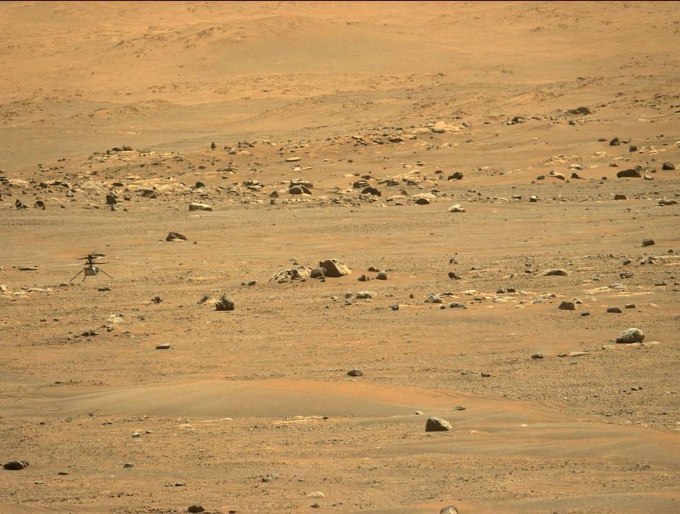 изобретательность расширяет марсианский горизонт