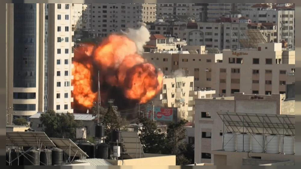 израиль и хамас вступили в режим прекращения огня
