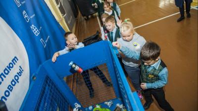 Экоуроки о раздельном сборе мусора пройдут в детских городских лагерях Подмосковья