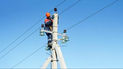 Энергетики ввели режим повышенной готовности из-за непогоды в Московской области