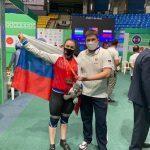 Юниорка из Подмосковья завоевала три бронзы на первенстве мира по тяжёлой атлетике