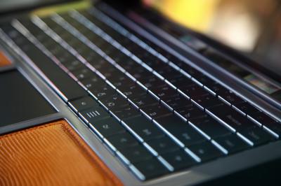 Клавиатура для ноутбука французской компании Cottin, которая выпускает технику из золота, серебра и с инкрустацией алмазов.<br /> Нахабино»> </picture> </span> <span class=
