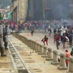 Колумбия: настоящий народный протест выглядит так