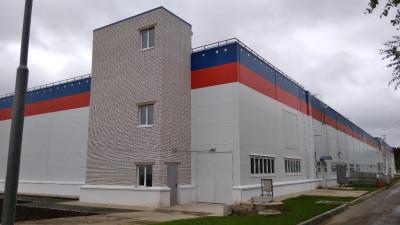Кондитерскую фабрику построили в городском округе Истре