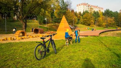 Мероприятия ко Дню защиты детей пройдут в парках Московской области