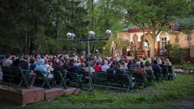 Международный театральный фестиваль «Мелиховская весна» откроют 21 мая