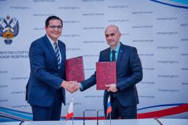 Минспорт России подписал Меморандум о сотрудничестве в области спорта с Республикой Мальта