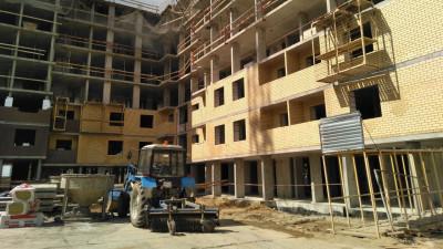 Многоквартирный дом построят в Ногинске к концу 2022 году