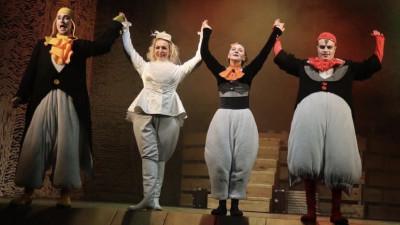 Московский областной театр юного зрителя завершил гастроли в Магадане
