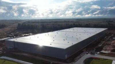 Новый складской корпус появится в Дмитровском округе до конца года