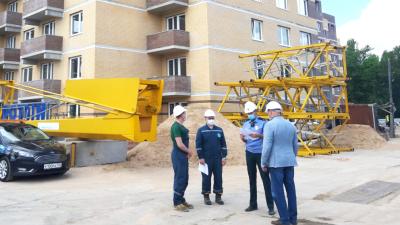 Новый жилой дом на 120 квартир построят в Солнечногорске до конца года