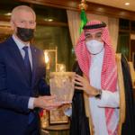 Олег Матыцин обсудил с Министром спорта Саудовской Аравии вопросы сотрудничества в сфере спорта