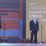 Олег Матыцин открыл XXXII Международный турнир по вольной борьбе серии Гран-при «Иван Ярыгин» в Красноярске