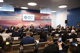 Олег Матыцин принял участие в совещании по развитию физической культуры, спорта и туризма в арктических регионах России