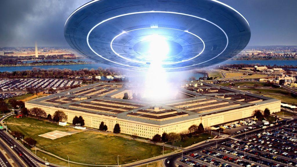 пентагон скрывал что американские военные видели нло