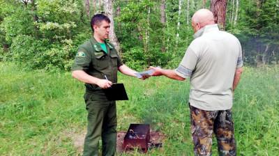 Почти 160 нарушений правил пожарной безопасности выявили в лесах Подмосковья с начала мая