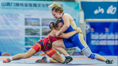 Спортсменки из Подмосковья взяли бронзу на Кубке России по женской борьбе