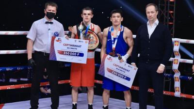 Подмосковные боксеры завоевали две золотые медали на первенстве России