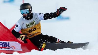 Подмосковный сноубордист завоевал бронзу на Кубке России
