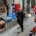 Полицейский рейд в Рио-де-Жанейро: минимум 25 погибших