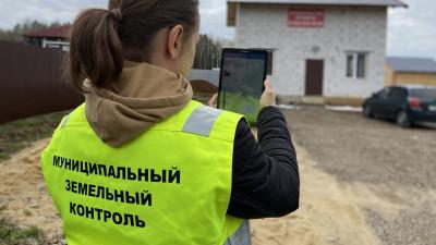 Порядка 3,1 тыс. земельных участков осмотрели земельные контролеры Воскресенска