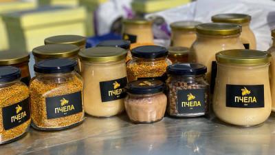 Продукция подмосковного фермерского хозяйства «Пчела» признан лучшим производителем меда РФ
