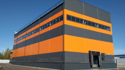 Производственное здание в Долгопрудном получило акт о соответствии требованиям