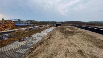 Реконструкция очистных сооружений в Щелкове