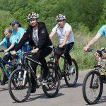 Роман Терюшков принял участие в велопробеге «За трезвый образ жизни!» в Жуковском