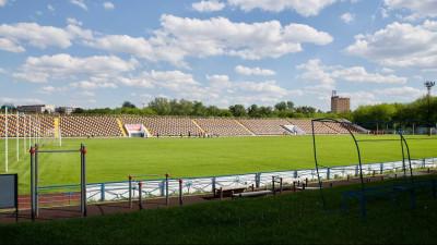 Роман Терюшков проверил ход реконструкции стадиона «Торпедо» в Люберцах
