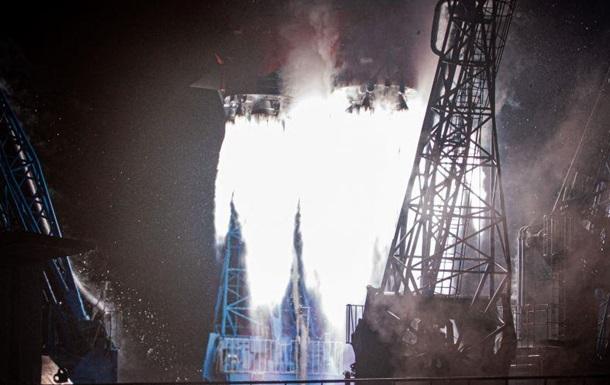 Российская ракета Союз вывела на орбиту спутники OneWeb