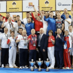 Российские самбисты выиграли 16 медалей, в том числе 10 золотых, на Чемпионате Европы