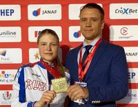 Российские спортсмены завоевали медали на Чемпионате Европы по каратэ