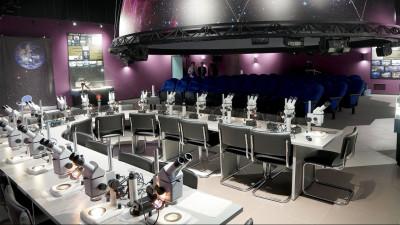 Самый масштабный планетарий открыли на территории холдинга «Швабе»