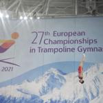Сборная России первенствовала в общекомандном зачёте Чемпионата Европы по прыжкам на батуте
