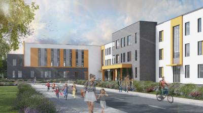 Школу на 500 мест построят в Наро-Фоминском городском округе