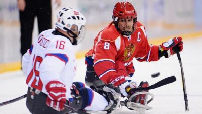 Следж-хоккеисты подмосковного «Феникса» в составе сборной России поучаствуют в Кубке Континента