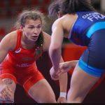 Спортсменка из Подмосковья завоевала серебро европейского турнира по вольной борьбе