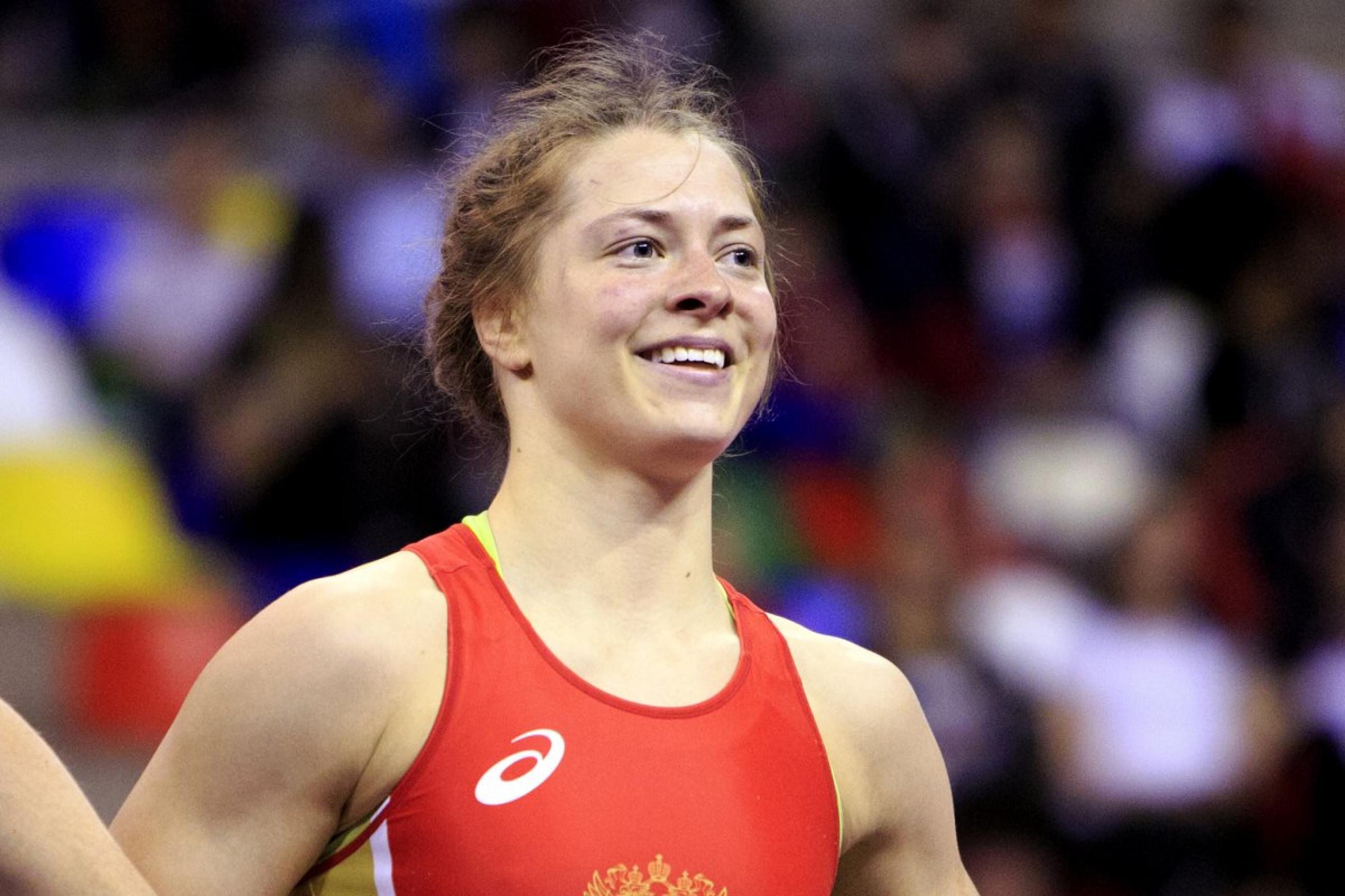Спортсменки из Подмосковья выиграли предолимпийский чемпионат России по женской борьбе