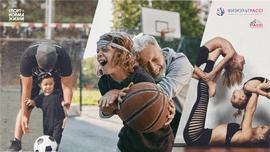 Стартовал конкурс на участие в проекте ФизкультРАСС «Ни минуты не теряя, мы здоровье укрепляем»