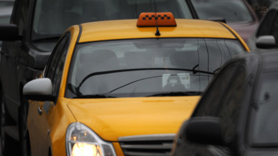 Свыше 1,4 тыс. нарушений в работе таксистов выявили в Московской области в апреле