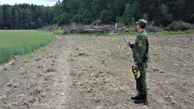 Свыше 100 нарушений лесного законодательства выявили в лесах Подмосковья в мае